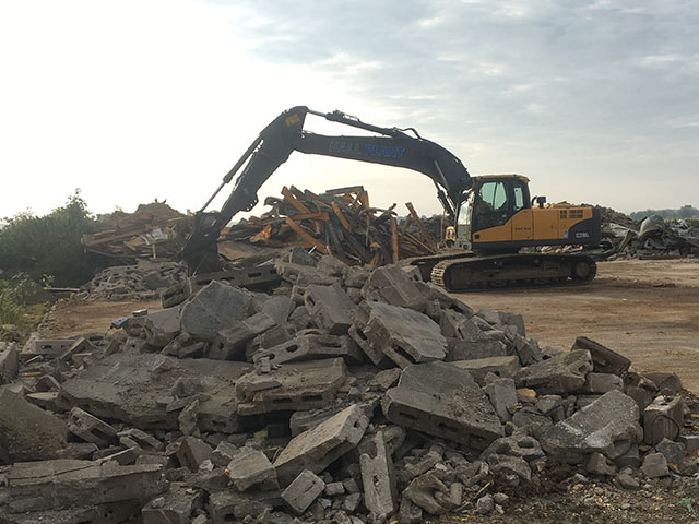 Demolition Services Norfolk